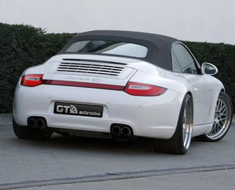 porsche 911er modell 997 cargraphic 20 zoll alufelgen. Black Bedroom Furniture Sets. Home Design Ideas